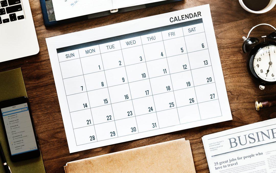 Contentkalender maken: Zo doe je dat!