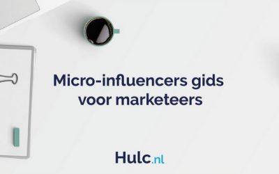 Micro-influencers: de voordelen en richtlijnen voor marketeers
