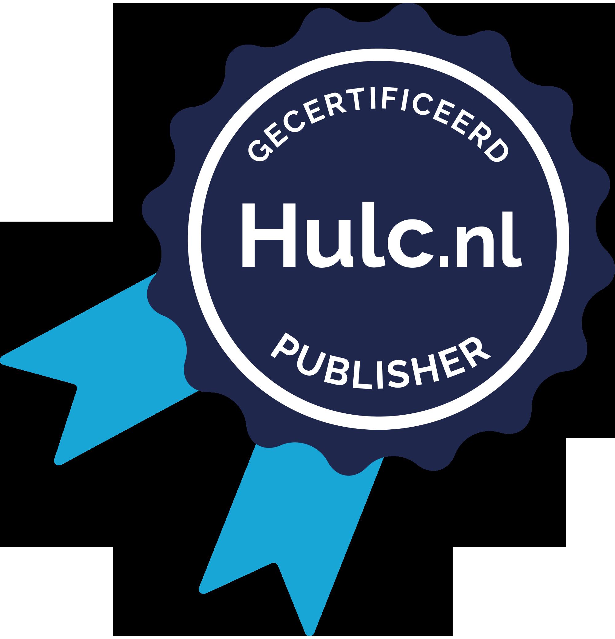 publisher blauw